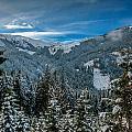 Alpine Escape by Jim Southwell