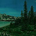 Alpine Garden by Barbara St Jean