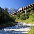 Alpine Highway by Antonio Scarpi