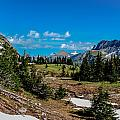 Alpine Hills In Spring by Yeates Photography