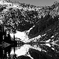 Alpine Lake August 1975 #1 by Ben Upham III