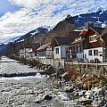 Alps Vicinity by Felicia Tica