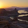 Alstrom Point Sunrise  by Saija  Lehtonen