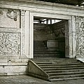 Altar Of Peace Of Augustus. 13 Bc by Everett