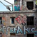 Alte Eisfabrik Berlin by Jannis Werner