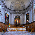Alter At St Martins Cathedral by Dave Mills