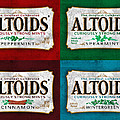Altoids Collection Scratches by Raphael Campelo