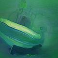 Alvor Working Boat  by Charles Stuart