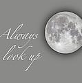 Always Look Up by Cheryl Birkhead