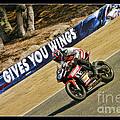 Ama Superbike Cory West by Blake Richards