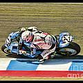 Ama Superbike Danny Eslick by Blake Richards