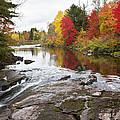 Amable Du Fond Autumn by Robert Morton