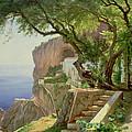 Amalfi by Carl Frederick Aagaard