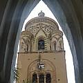 Amalfi - Church by Nora Boghossian