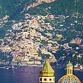 Amalfi Coast by Brian Jannsen