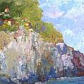 Amalfi Coast by Kathleen  Gwinnett