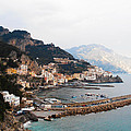 Amalfi Italy by Bill Cannon