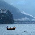 Amalfi To Capri. Italy by Jennie Breeze