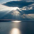Amalfiana Seascape by Zina Zinchik
