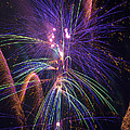 Amazing Beautiful Fireworks by Garry Gay