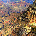 Amazing Colors Of The Grand Canyon  by K D Graves