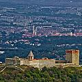 Amazing Medvedgrad Castle And Croatian Capital Zagreb by Brch Photography
