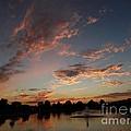 Amber Skys Ll by Scott B Bennett