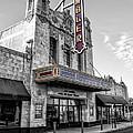 Ambler Theater In Ambler Pennsylvania by Bill Cannon
