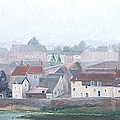 Amboise And The Loire River France by Jan Matson