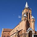 Ambositra Rc Church Madagascar by Liz Leyden