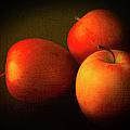 Ambrosia Apples by Theresa Tahara