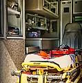 Ambulance - Trip Of A Lifetime  by Paul Ward