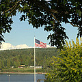 Ameican Flag by Chuck Overton
