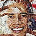 America - Barack Obama by Temur Lursmanashvili