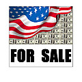 America For Sale by Karl Knox Images