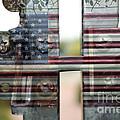 America Land Of The Free by Ella Kaye Dickey