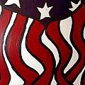 America  by Melissa Darnell Glowacki