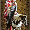 America -- Rodeo-style by Stephen Stookey