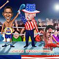 America Wins by Fred Makubuya