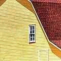 American Barn 14601 by Jerry Sodorff