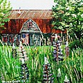 American Barn by Shana Rowe Jackson