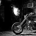 American Chopper by Agustin Uzarraga