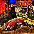 American Cockroach by Bob Orsillo