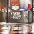 American Coney In Detroit At Night by John McGraw