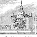 American Courthouse, 1844 by Granger
