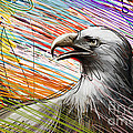 American Eagle by Peter Awax