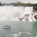 American Falls by Adam Romanowicz