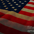 American Flag by Andrea Anderegg