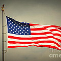 American Flag by Derry Murphy