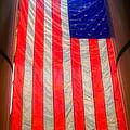 American Flag by Joann Vitali